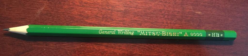Mitsubishi 9000 General Writing HB