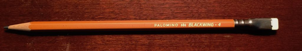 Palomino Blackwing 4